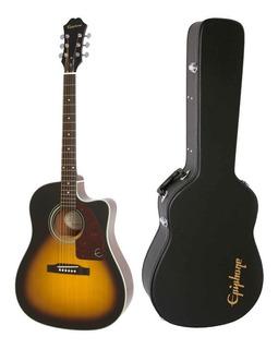 Guitarra Electroacústica EpiPhone Aj-210ce Con Estuche