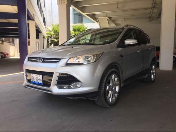 Ford Escape 2016 5p Titanium L4/2.0 Aut Ecoboost