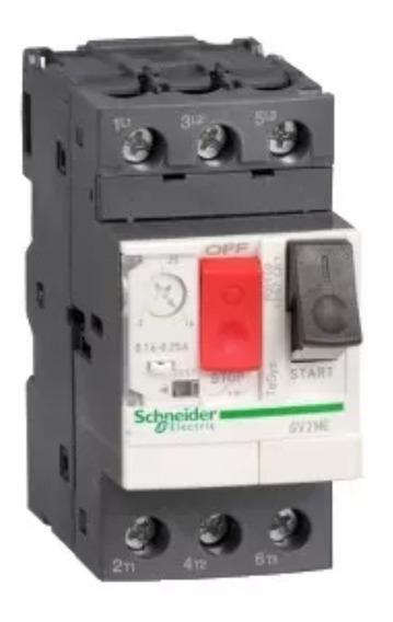 Disyuntor Termomagnetico / Guardamotor 3 Polos