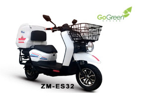 Moto Electrica Scooter Delivery