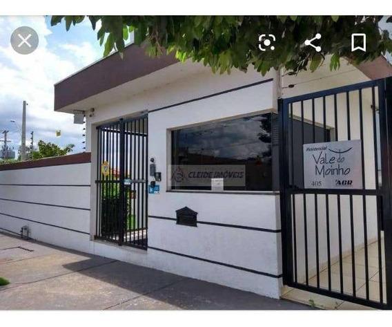 Edifício Vale Do Moinho A Venda, Bairro Jardim Universitário, Cuiabá _ Mt - Ap1597