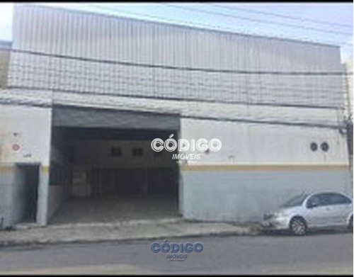 Imagem 1 de 3 de Galpão Vl. Endres Para Alugar, 750 M² Por R$ 21.900 - Vila Endres - Guarulhos/sp - Ga0154