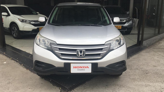 Honda Crv City Plus 2014 Plata