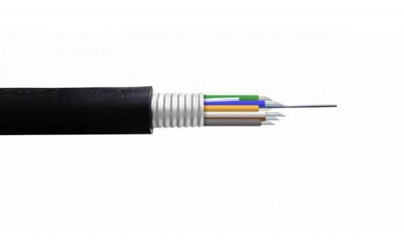 Cable 12fo Multimodo Om3, Antiroedor Metalico