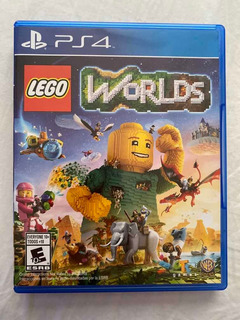Lego Worlds Playstation 4 Ps4