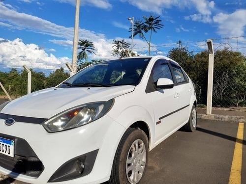 Imagem 1 de 9 de Ford Fiesta Sedan 2012 1.6 16v Se Flex 4p