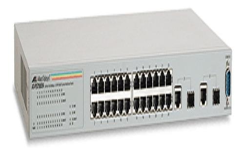 Switch 24 Portas Allied Telesyn Ethernet At-fs750-24