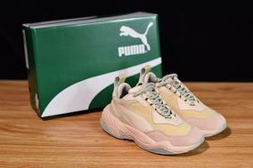 Tenis Puma Thunder Desert Rose Retro Original