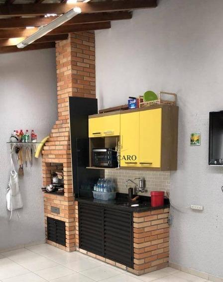 Estuda Permuta Em Apartamento De Menor Valor - Sobrado Com 3 Dormitórios À Venda, 180 M² Por R$ 690.000 - Jardim Bom Clima - Guarulhos/sp - So4255