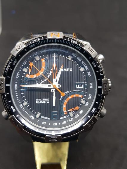 Reloj Timex Intelligent Fly-back Quartz T49867