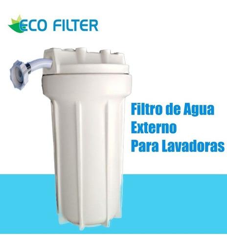 Filtro De Agua  Para Lavadoras