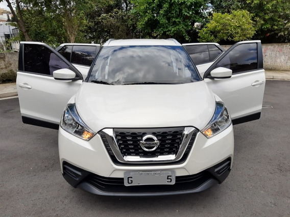 Nissan Kicks S Cvt - 2018/2018 - Única Dona!