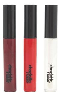Brillos Para Labios Charlotte Russe Rojos Lip Gloss