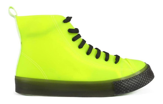 Tênis Kings Sneakers See You Hi Verde Neon