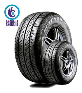 Combo 2u 175/65 R14 82t Potenza Re740 Bridgestone Promo Ahora 12 Y 18