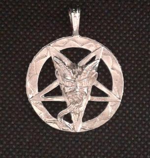 Dije Magia Negra Satanismo Tradicional Satanas Cumple Deseos
