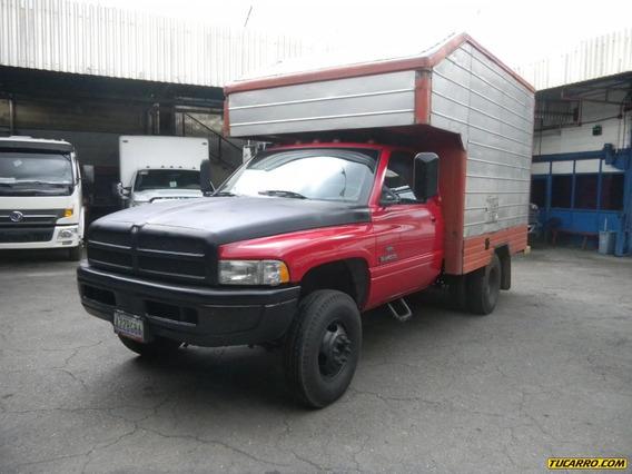 Camiones Cavas Dodge Ram
