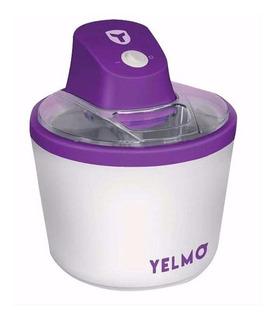 Fabrica De Helados S Fh-3300 Capacidad 1.5 Lts. Yelmo