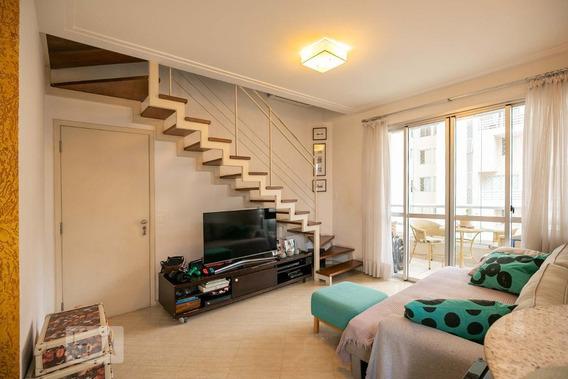 Apartamento Para Aluguel - Moema, 2 Quartos, 70 - 893112450