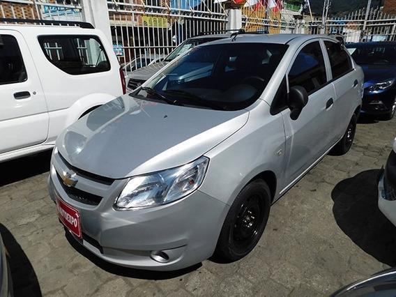 Chevrolet Sail Ls Sedán Mec 1,4 Gasolina
