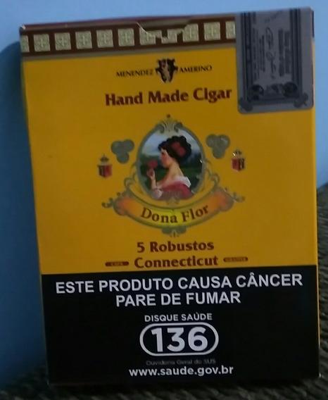 Dona Flor Robusto Cx Com 5