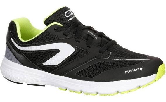 Tenis De Running Para Niño Kiprun Negro 8380936