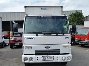Cargo 816 13 Baú
