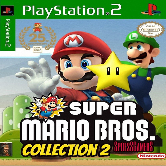 Super Mario Bros Collection 2 Ps2 Patch Emulador