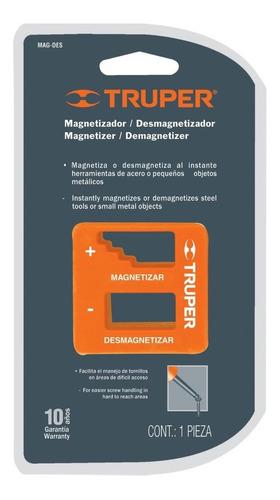 Imagen 1 de 5 de 14141 Truper Magnetizador Desmagnetizador