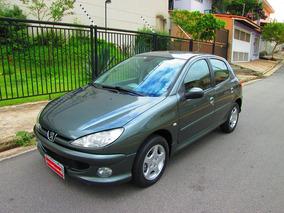 Peugeot 206 2008 1.6 16v Feline Flex Aut. Oportunidade !!!