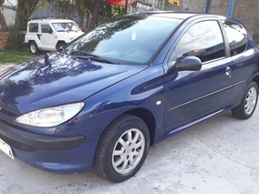 Peugeot 206 1.4 2005 Completo