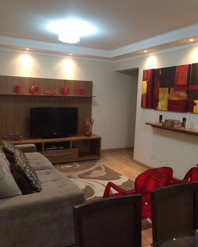 Imagem 1 de 29 de Apartamento À Venda Em Parque Prado - Ap004113