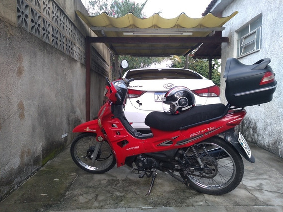 Honda Kasinski Soft Super50cc