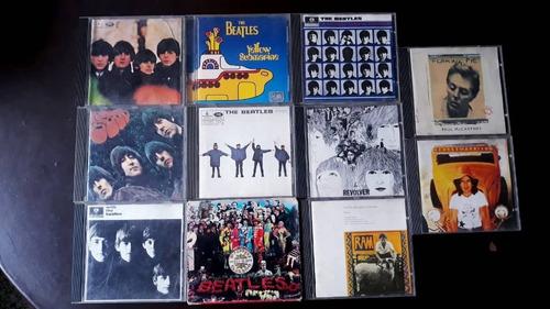 Cd De Los Beatles Originales Usados Como Nuevos