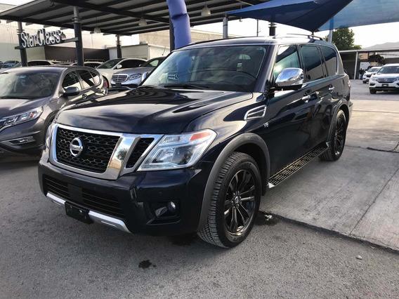 Nissan Armada Exclusive 4wd V8 5.6