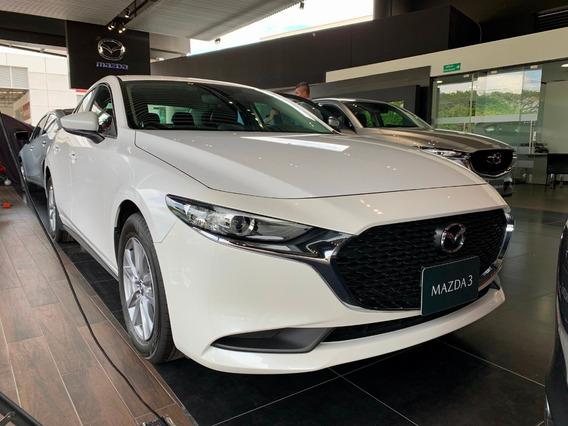 Mazda 3 Prime Blanco Mt 2.0l 2020