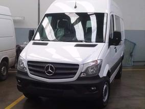Mercedes Benz Sprinter 2.1 415 Furgon 3665 Te V1 Aa Rocio