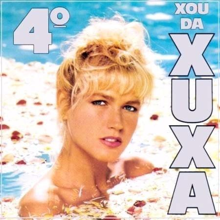 Cd Xou Da Xuxa Vol. 4 - Original E Lacrado Novo