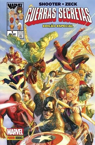 Guerras Secretas - Ed. Especial - Capa Dura - Marvel