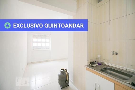 Studio No 8º Andar Com 1 Dormitório - Id: 892985715 - 285715
