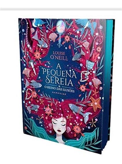 Livro A Pequena Sereia E O Reino Das Ilusões - Darkside