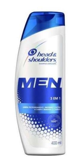 Shampoo Head & Shoulders Anticaspa Hidratação Feminino 400ml