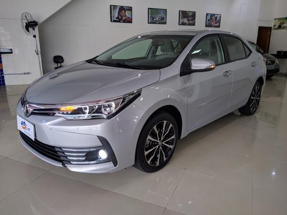 Toyota Corolla 2.0 16v Xei Flex Multi-drive S 4p 2018