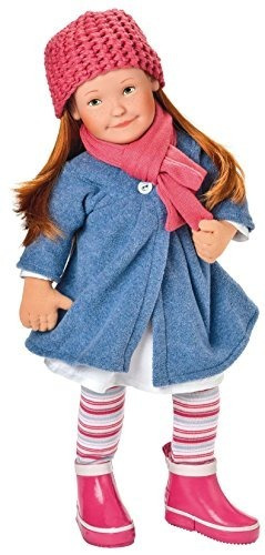 Kathe Kruse Lolle Ella Doll Toy