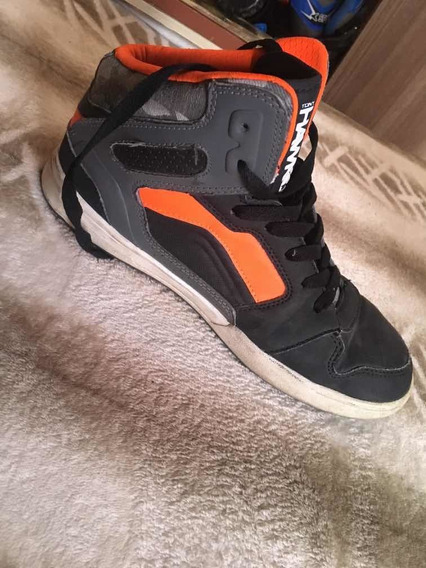 Zapatillas Marca Tony Hawk, Talle 38,39