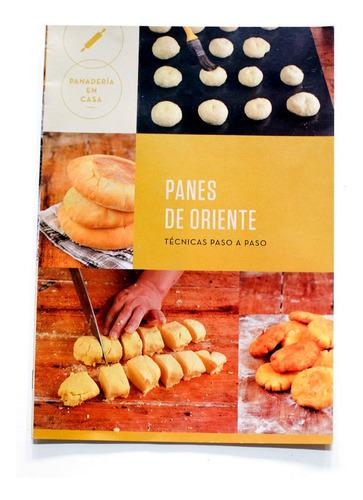 Imagen 1 de 1 de Libropanaderíaencasan° 8:panesdeoriente