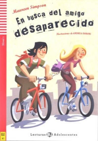 En Busca Del Amigo Desaparecido - Hub Lecturas Adolescentes
