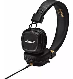 Marshall Major Ii Auricular Microfono Control Negro
