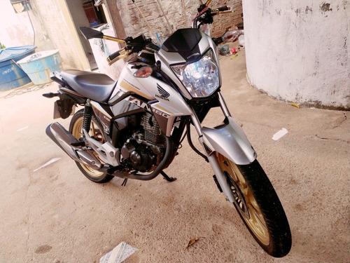 Honda Cg Titan 160 25 Anos