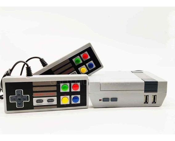 Mini Vídeo Game Jogos Retro Clássico 500 Jogos Mario 8 Bit